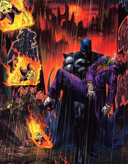 Batman: Joker Off The Map | My Inner Child Still Lives | Pinterest ...