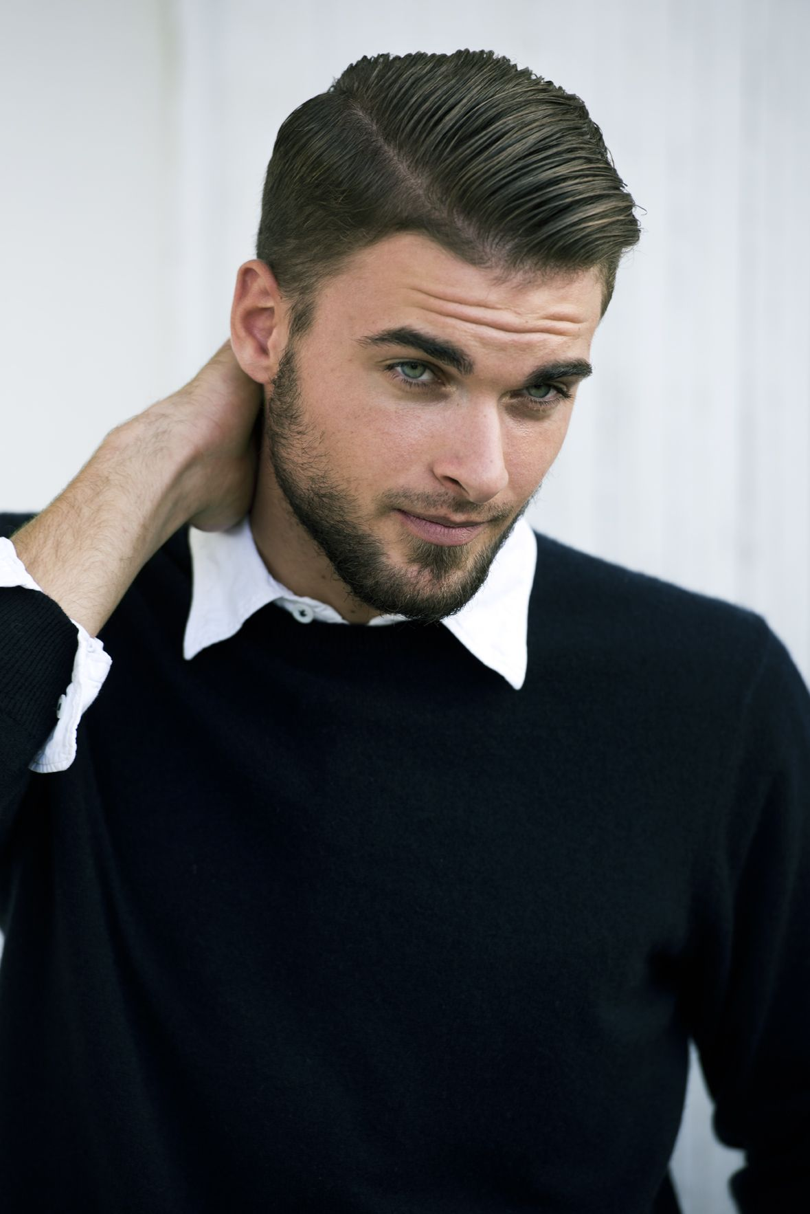 Epingle Par Mod S Hair Sur Collection Mod S Hair Homme Coiffure Homme Raie Coiffure Homme Court Coiffure Homme