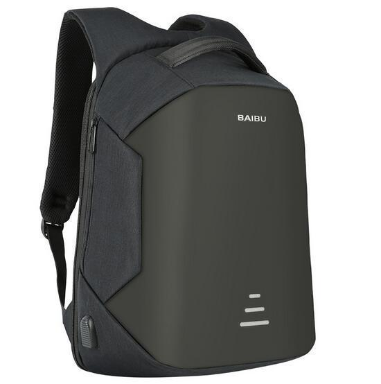 Mens Shoulder Large Capacity Bag Waterproof Oxford Travel Business Computer Bag