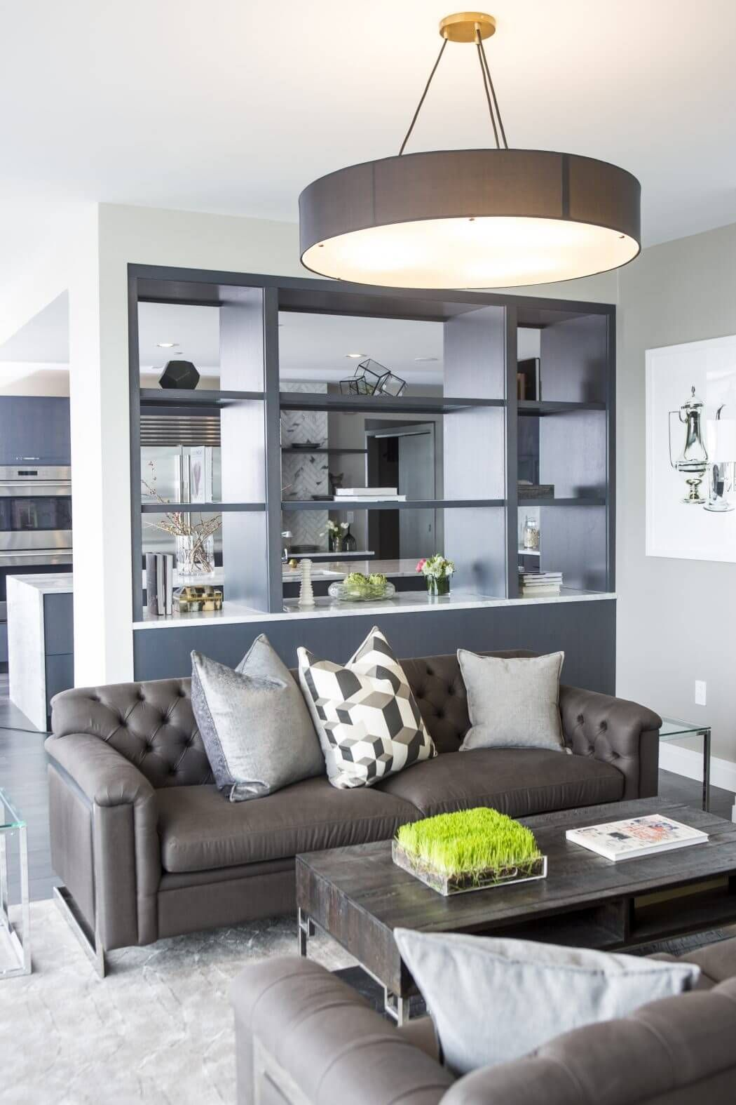Small Modern Apartment Living Room Ideas: Luxury Condo By Turner Development Group