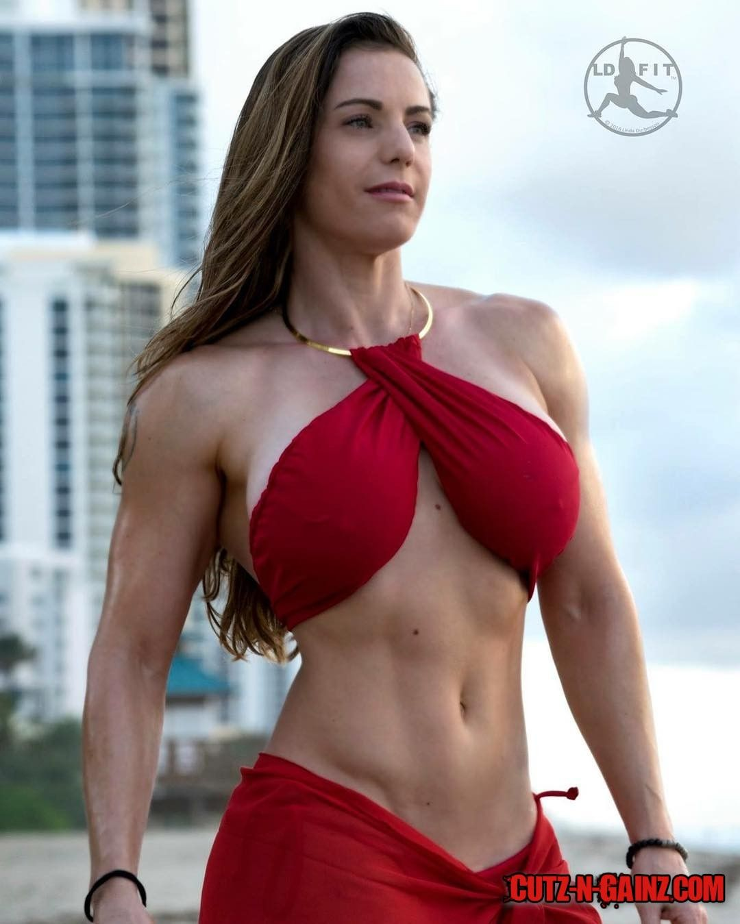 Hot Linda Durbesson nudes (14 photos), Sexy, Bikini, Boobs, underwear 2015
