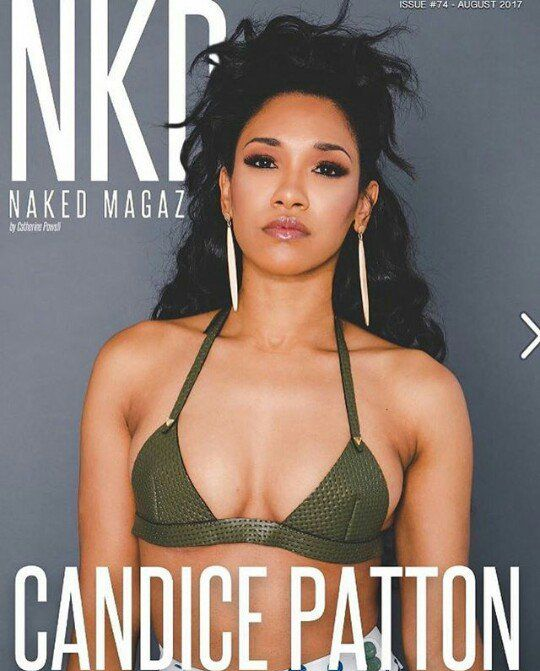 Candice Patton Sexy