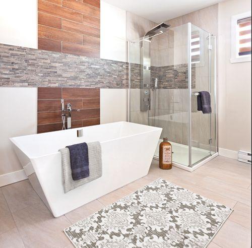 Les Tendances Salles De Bain 2016 En 24 Decors Je Decore Bedroom House Plans Bathroom Home Remodeling