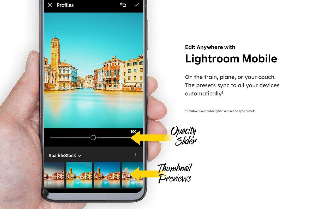 Lightroom lens profiles download
