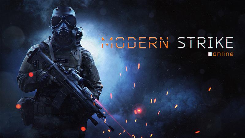 Modern Strike Online v1.19.3 (Mod Ammo/Premium) Juegos