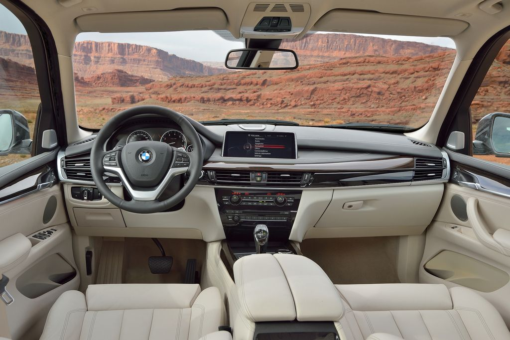 The New 2014 BMW X5