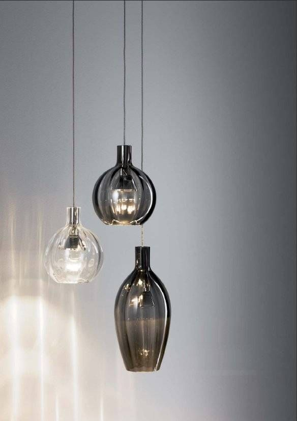 Hand N Gl Diffuser Available In Clear Or Grey Crystal Φως 2018 Pinterest Pendant Lighting και