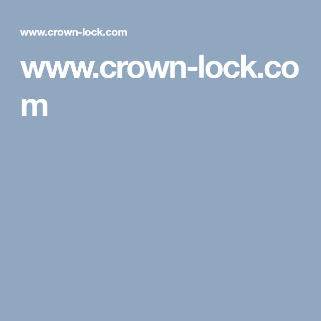 www.crown-lock.com | Hide speaker wire | Pinterest | Speaker wire