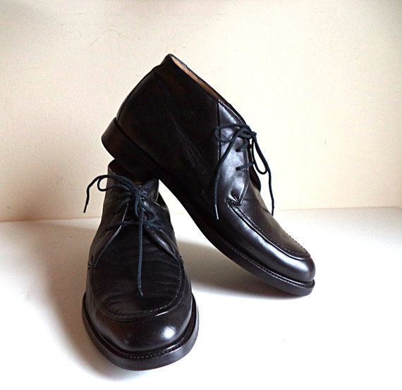 SOLD! 8 .5 D BALLY Aryon Men's Ankle  Boots Calfskin by Insideredo, $59.49