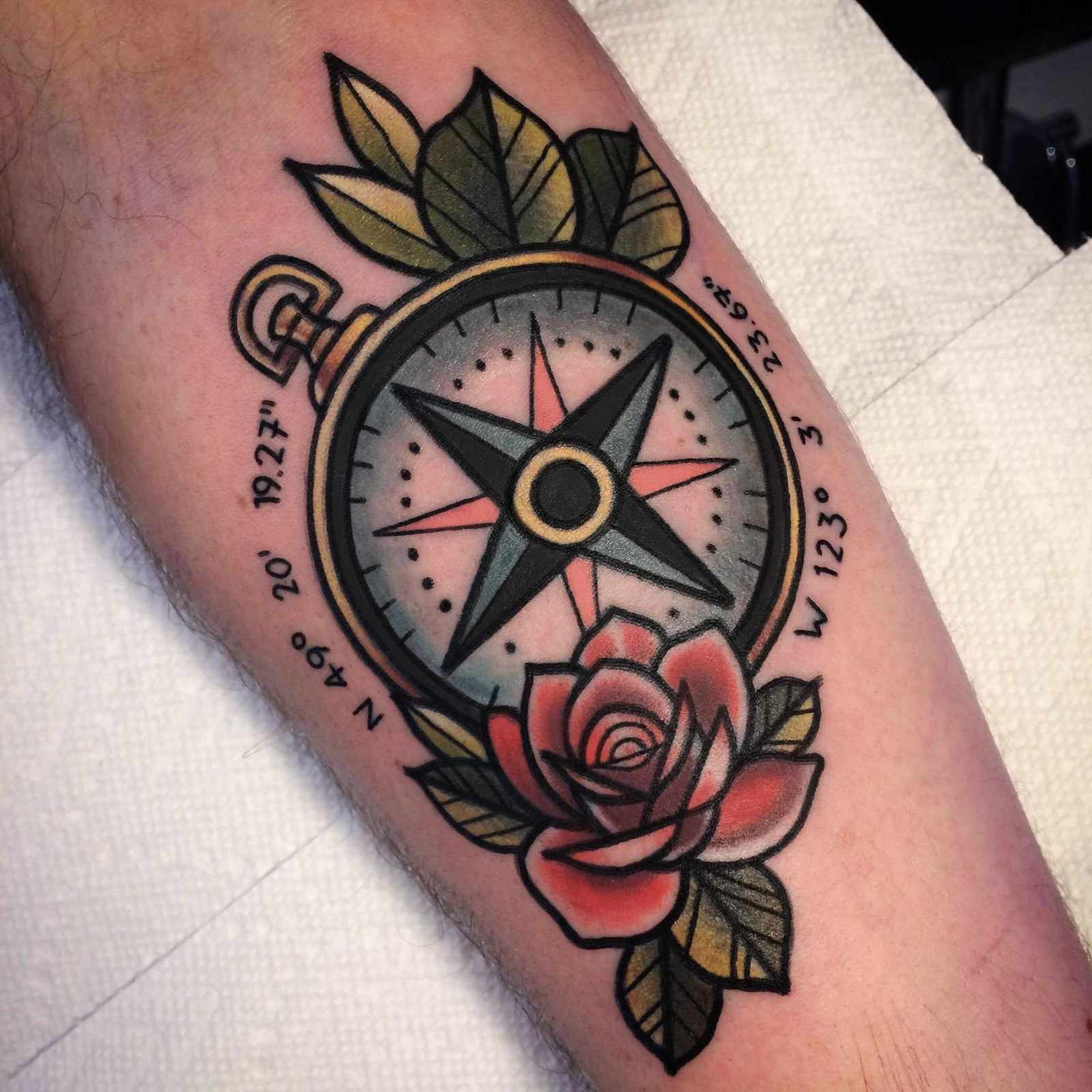 Just 27 Simple And Beautiful Rose Tattoo Ideas Rose Tattoos Sleeve Tattoos For Women Traditional Tattoo Sleeve