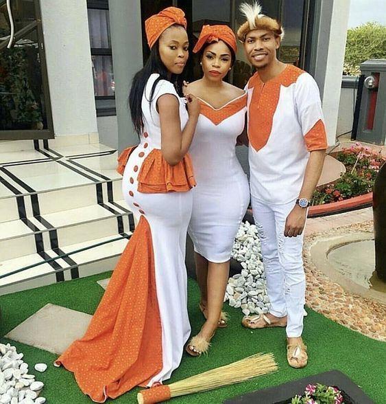 Traditional Shweshwe Dresses 2019 For Wedding In 2019