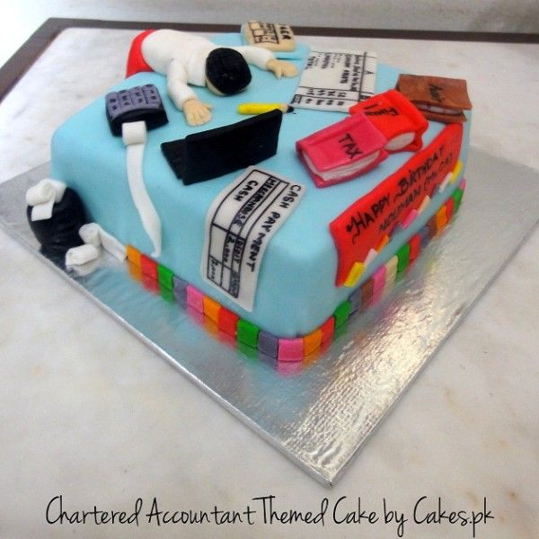 Which Accounting For Office Birthday Cake