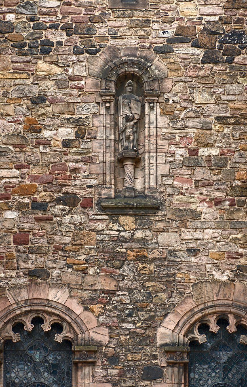 Edinburgh Castle. Dmitry Shakin Flickr Arquitetura