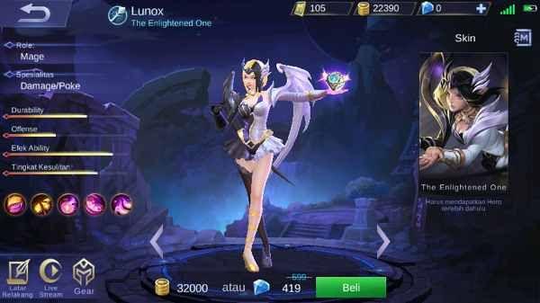lunox mobile legends