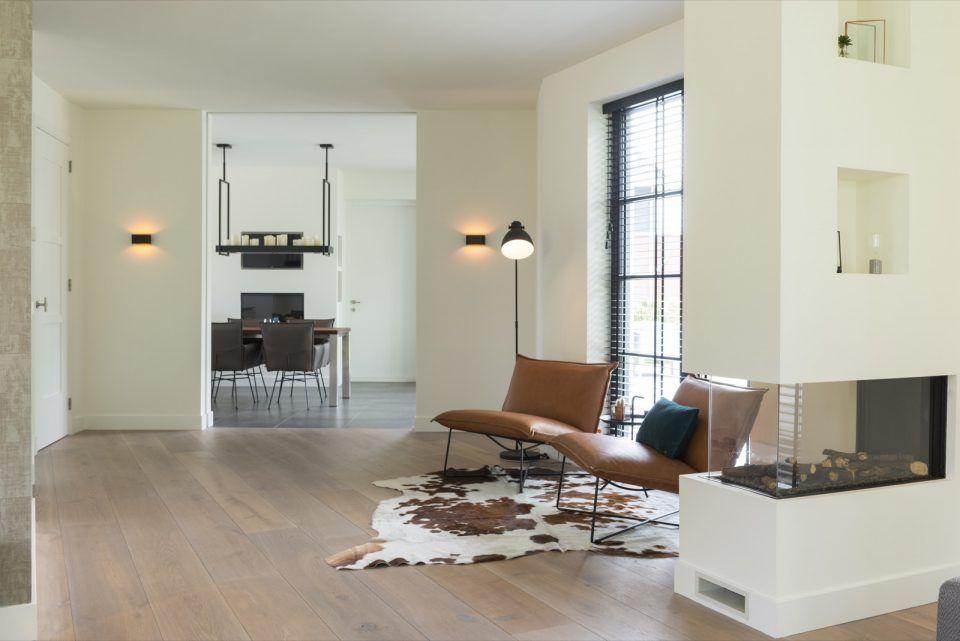 Moderne woonkamer inrichten met luxe meubels | woonkamer ideeën ...