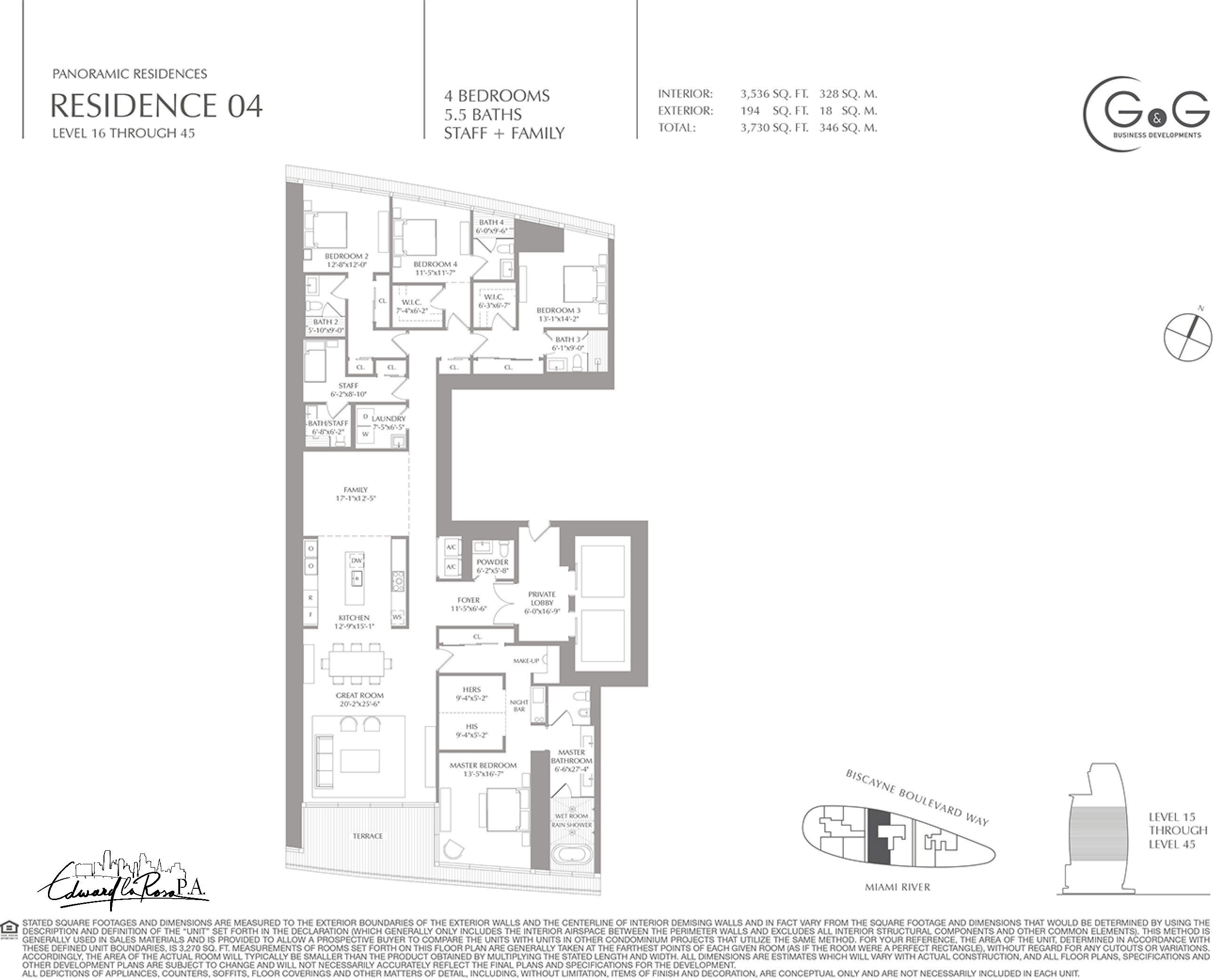 Aston Martin Residences Floor Plans Floor Plans Residences Bedroom Interior