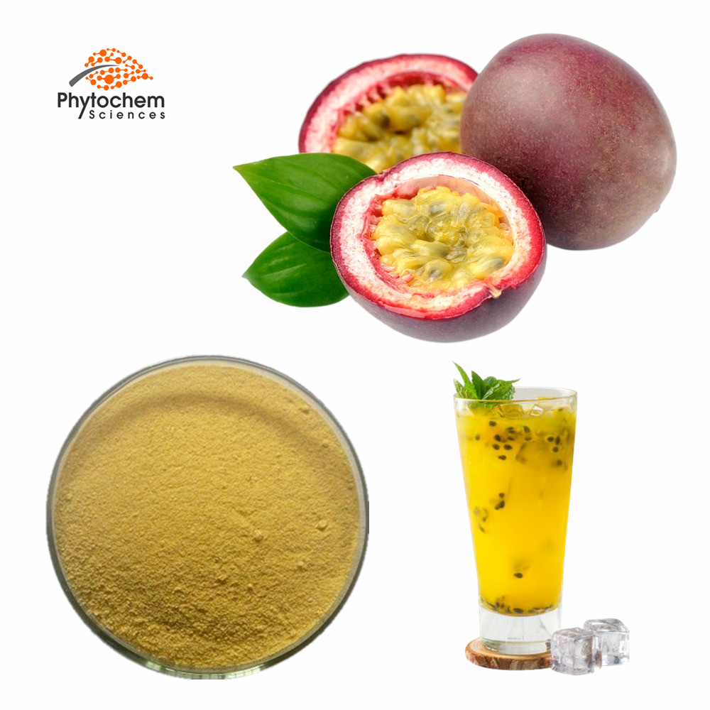Private Label Pure Nutrition Tasty Organic Concentrate Juice Puree Pulp Passion Fruit Powder Buy Passion Fruit Powde Passion Fruit Juice Yogurt Flavors Fruit