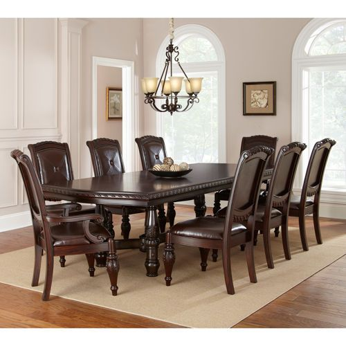Addison 9Piece Dining Set  Buy It  Pinterest  Dining Sets Custom 9 Pc Dining Room Sets Inspiration