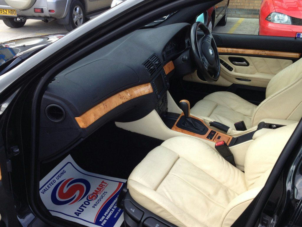 hight resolution of bmw 5 series e39 interior champagne