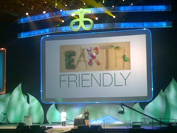 Earth Friendly Arbonne...carbon neutral company!