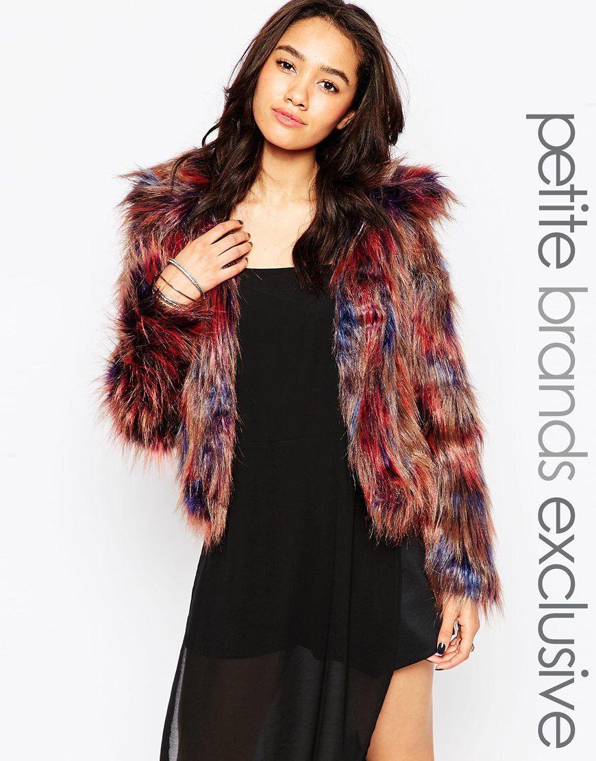Petite Fur Coats | Down Coat