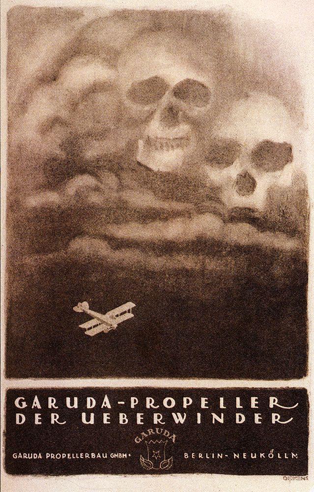 Garuda Of Berlin Aviao
