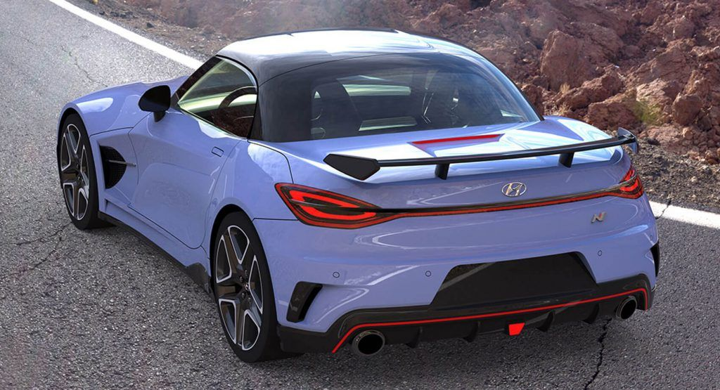 Hyundai N Chief Talks About Possible Porsche Rival Says There Are No Limits To What They Can Do