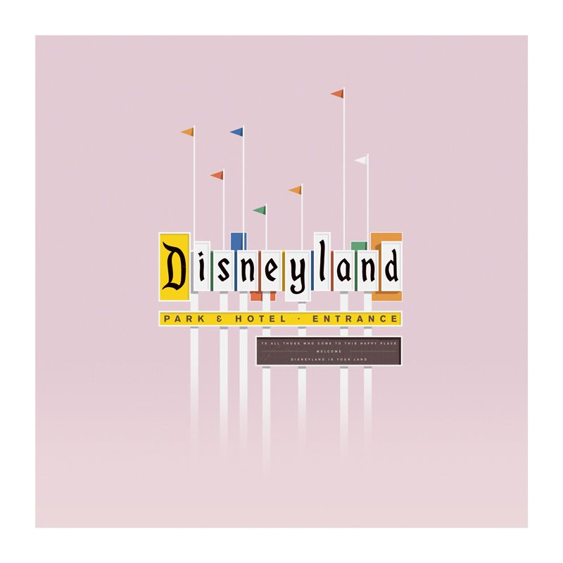 WelcomeToDisneyland.jpg by Colin Hesterly