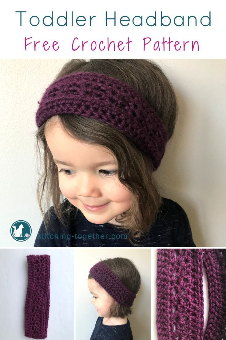 Coco Crochet Toddler Headband | Crochet toddler, Ear warmers and ...