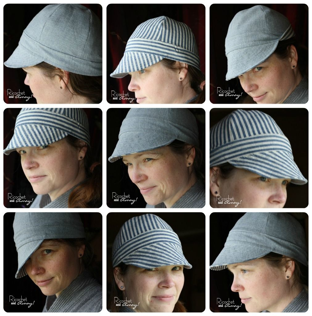 Ricochet and away welders hat i found a free pattern to welders hat i found a free pattern jeuxipadfo Image collections
