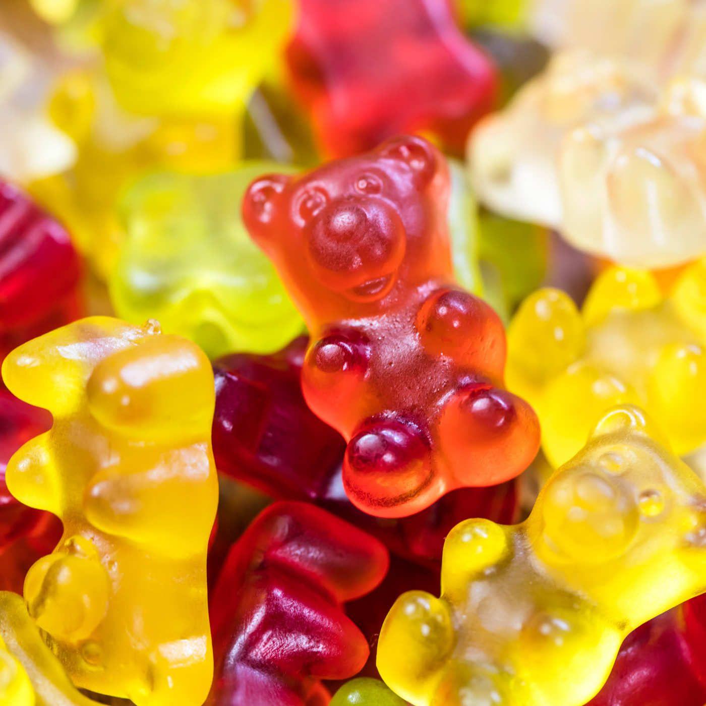 7 Gelatin Free Gummies To Try If You Re Looking For Ethical Gummy Bears Gummy Bears Vegan Gummy Bears Haribo Gummy Bears
