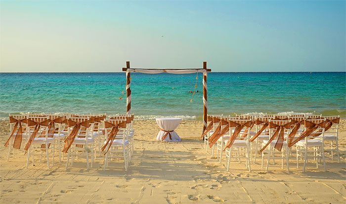 Meliá Cozumel All Inclusive Golf & Beach Resort - Weddings Venues & Packages in Cozumel, Mexico