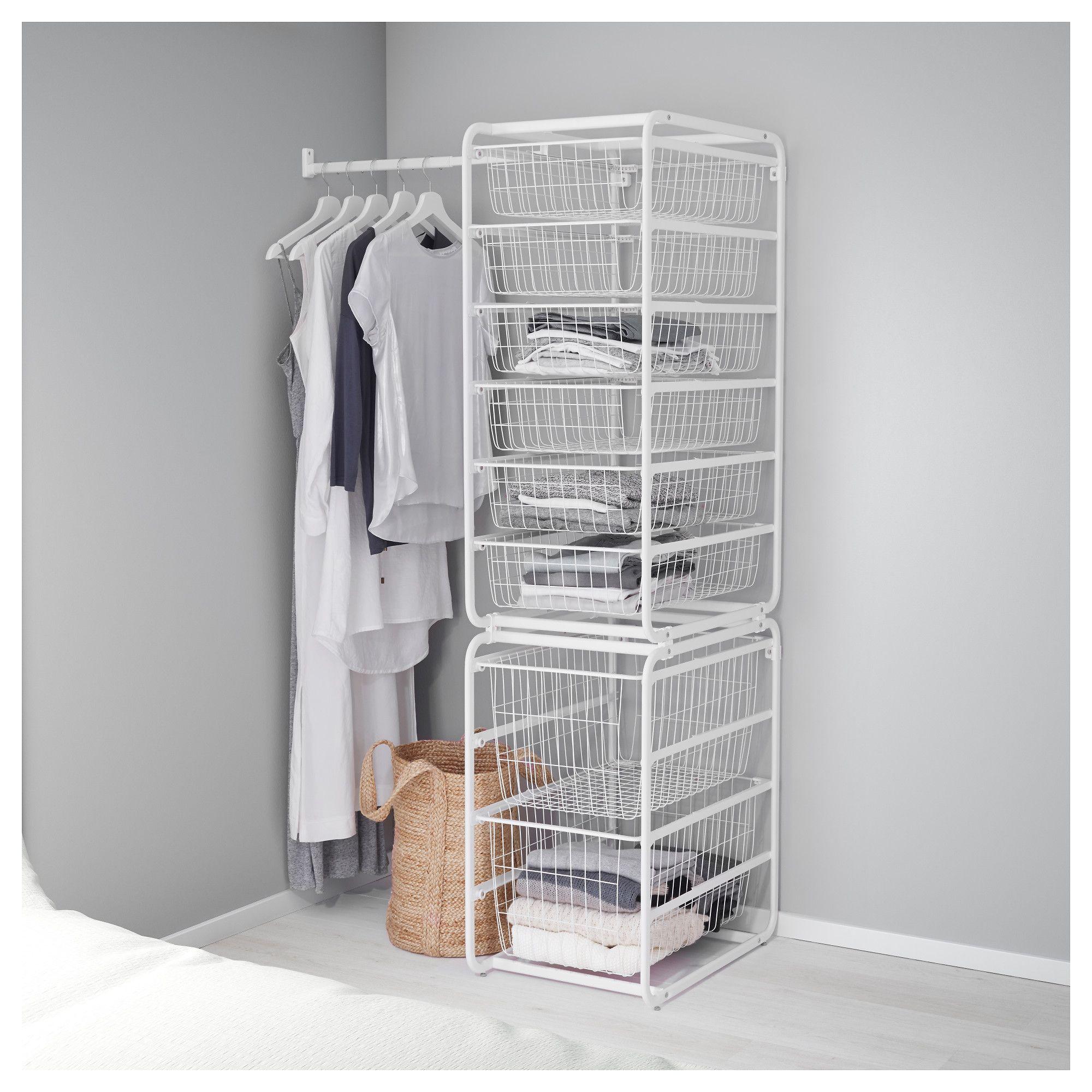 Ikea Us Furniture And Home Furnishings Ikea Algot Clothes Storage Systems Ikea