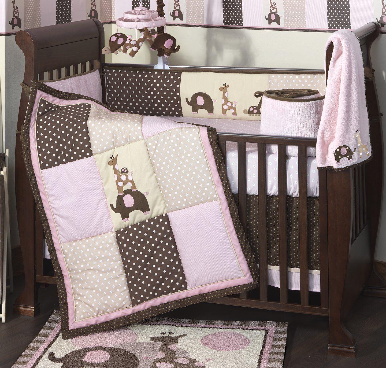 Emma iron crib for sale - Lambs Ivy Emma 4 Pc Bedding Set