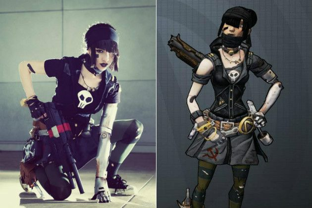 Alternate Outfit Gaige (Borderlands 2) – Cosplay of the Day