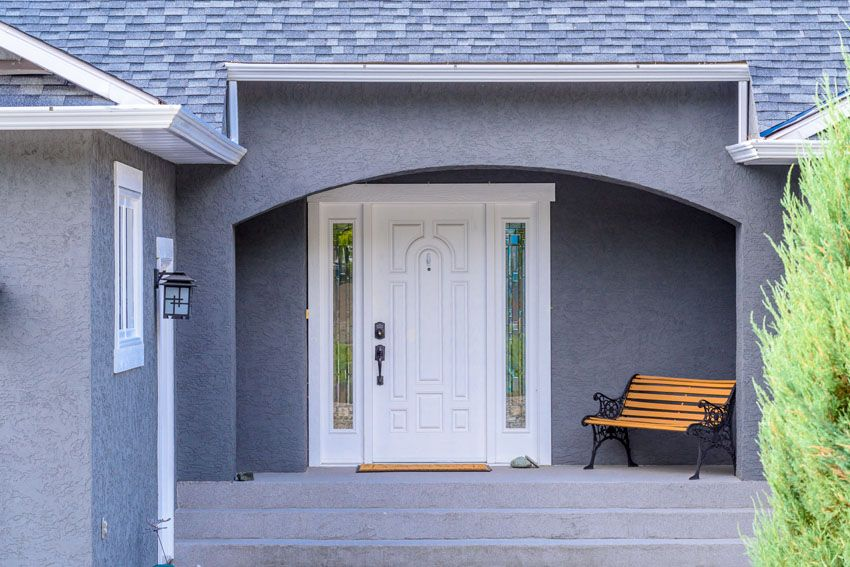 Front door colors paint ideas color meanings house - Front door color meanings ...