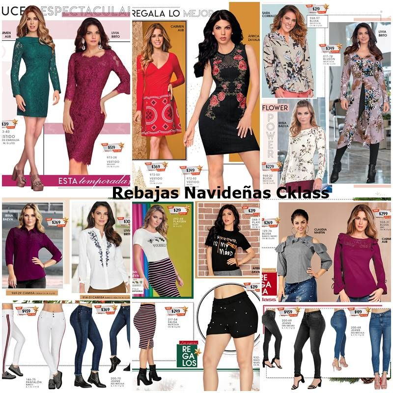 Nuevas Promociones Cklass Ofertas Mayo 2021 Cklass Ropa Vestidos Cklass Zapatos Cklass