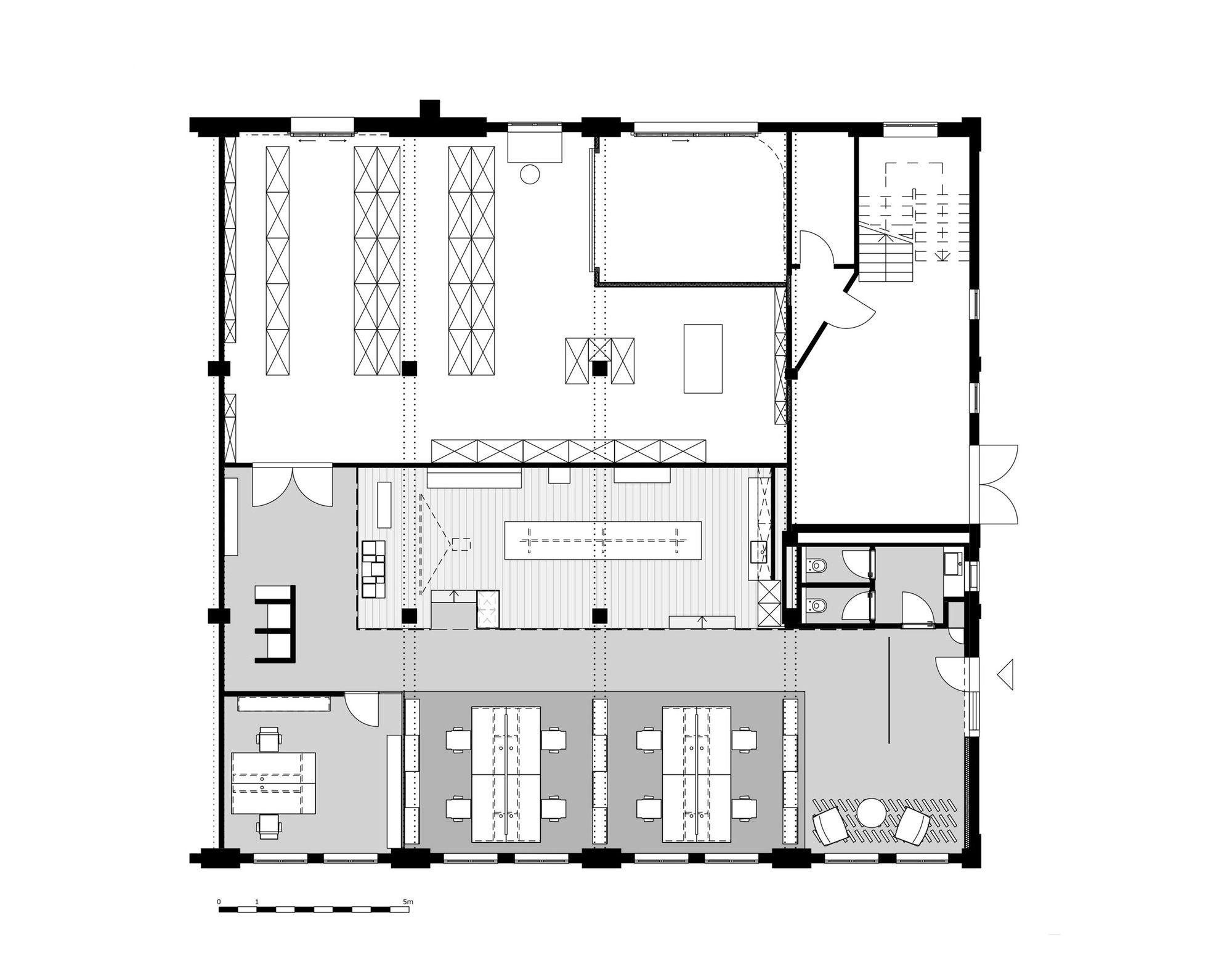 Galeria - Projeto de Interiores do Loft do Escritório Movet / Studio Alexander Fehre - 10