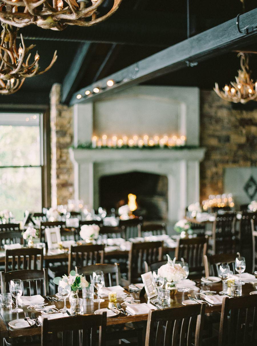Romantic Calgary Lake House Wedding