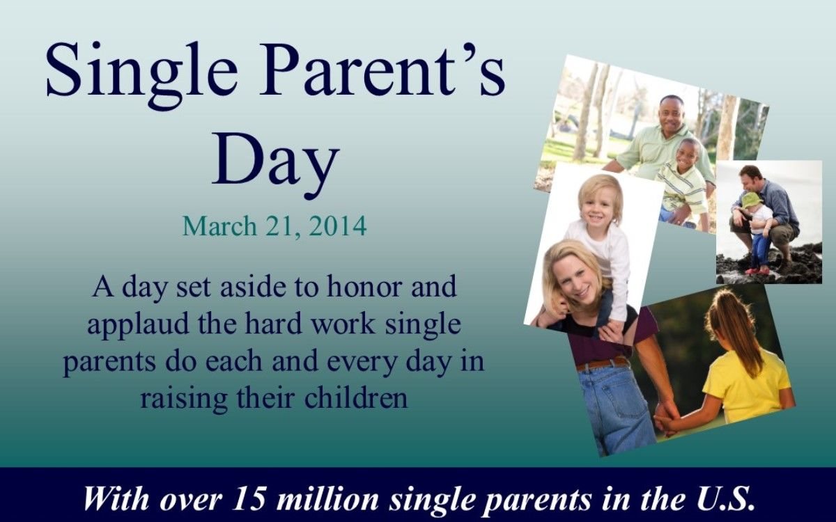 single parents in the church
