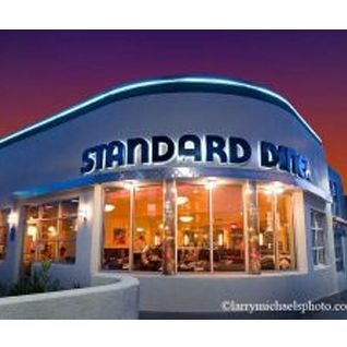 Standard Diner In Downtown Abq A Finer With Gourmet Clics Like Mac Cheese Lobster Ceaser And More Www Standarddiner