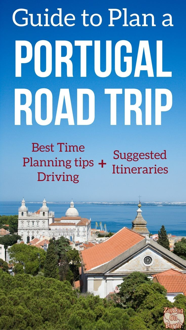 Road Trip in Portugal – Planning Tips + Itinerary