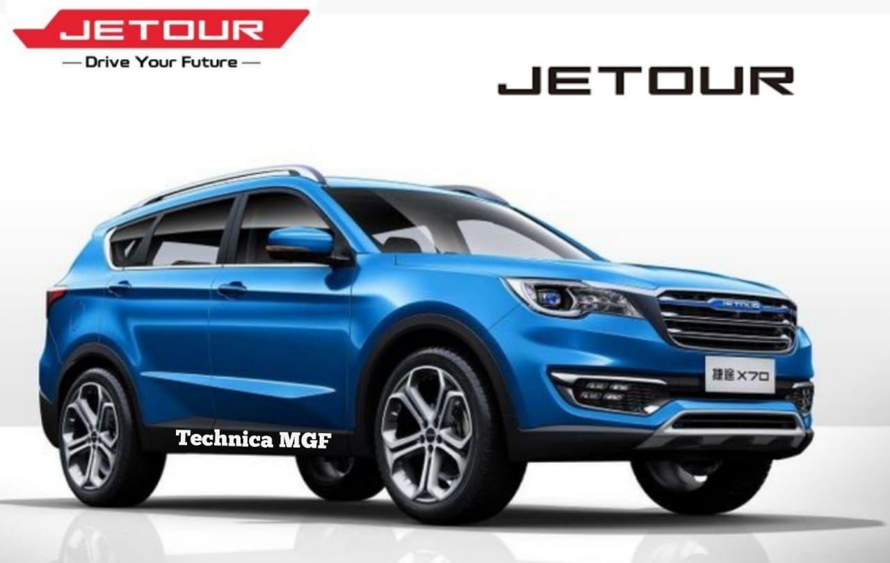 Jetour X 70 Car Suv Suv Car