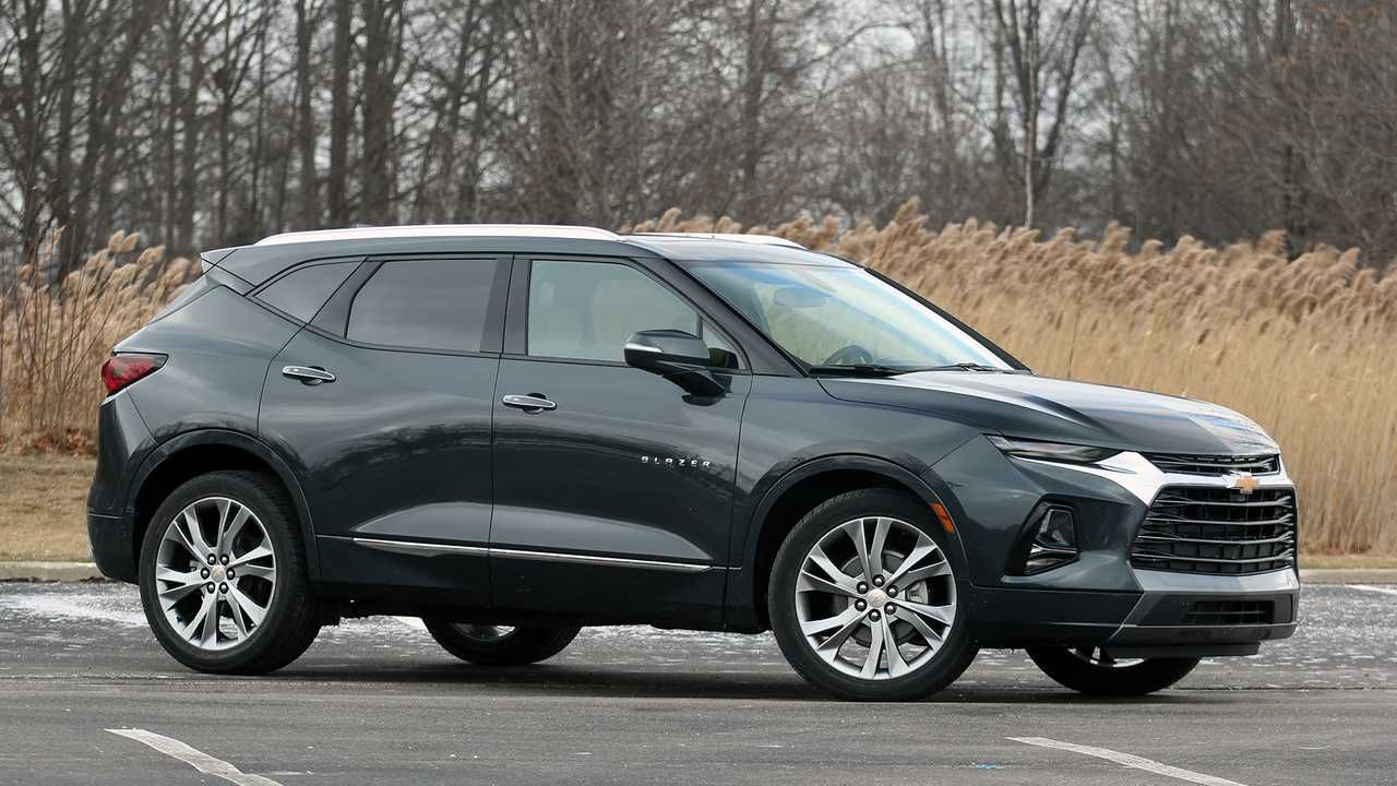 2019 Chevy Blazer Premier Awd Review Camaro Utility Vehicle Most Reliable Suv Best Compact Suv Chevrolet Blazer