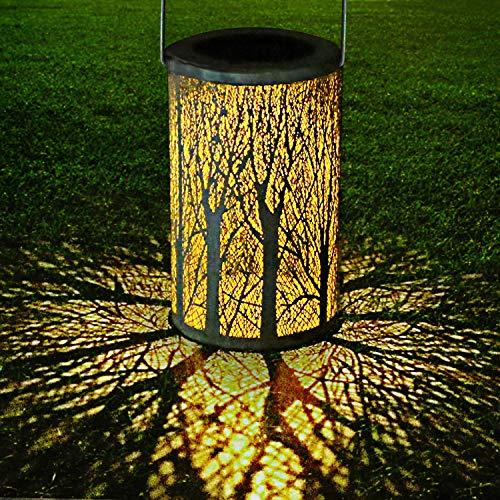 Yokunat Led Solar Laterne Fur Draussen Outdoor Laternen Hangende Laternen Laterne Fur Draussen