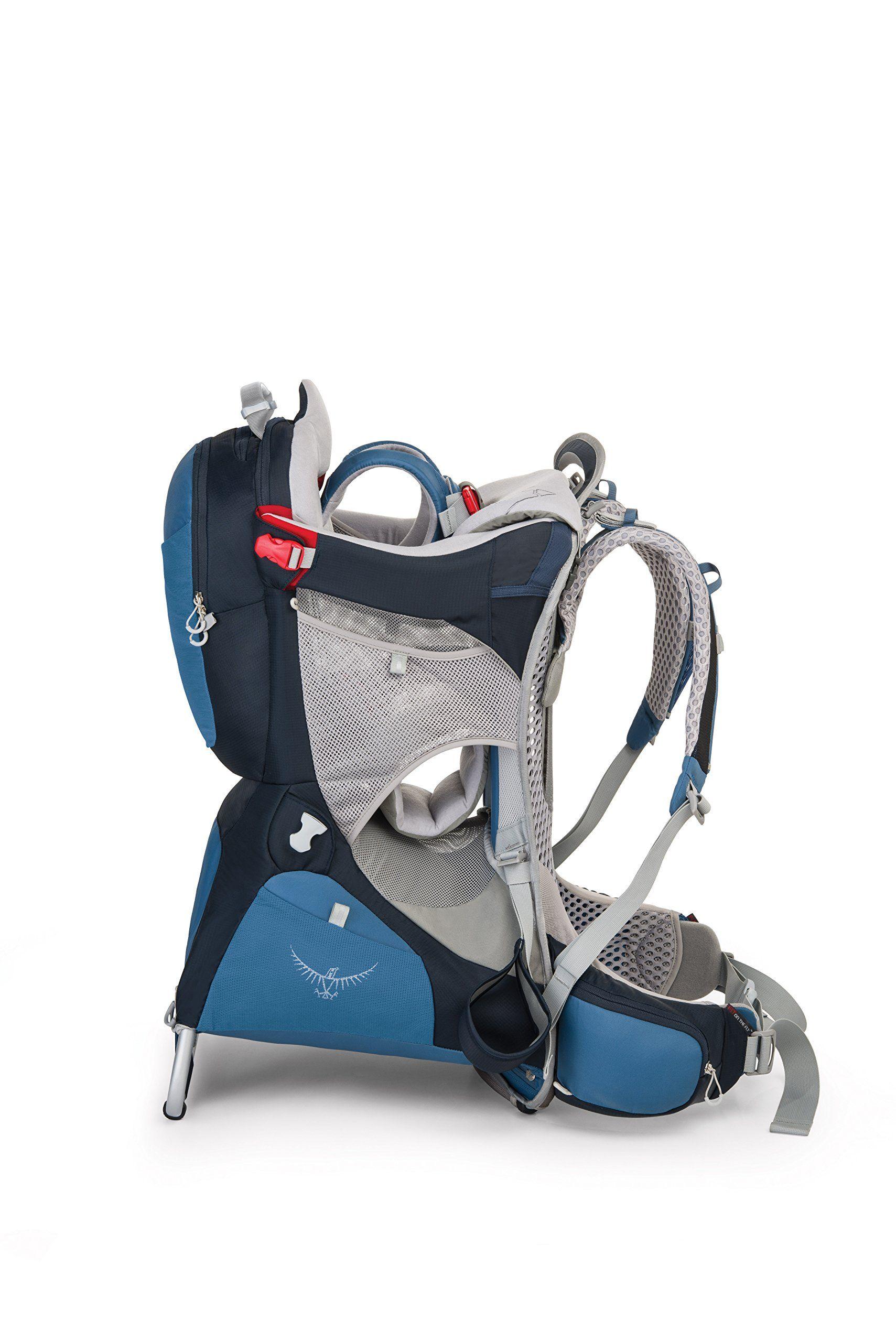 Osprey Packs Poco Ag Plus Child Carrier Seaside Blue Click Image