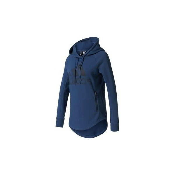 adidas Sport ID Over Head Hoodie W Sweater (€140) ❤ liked