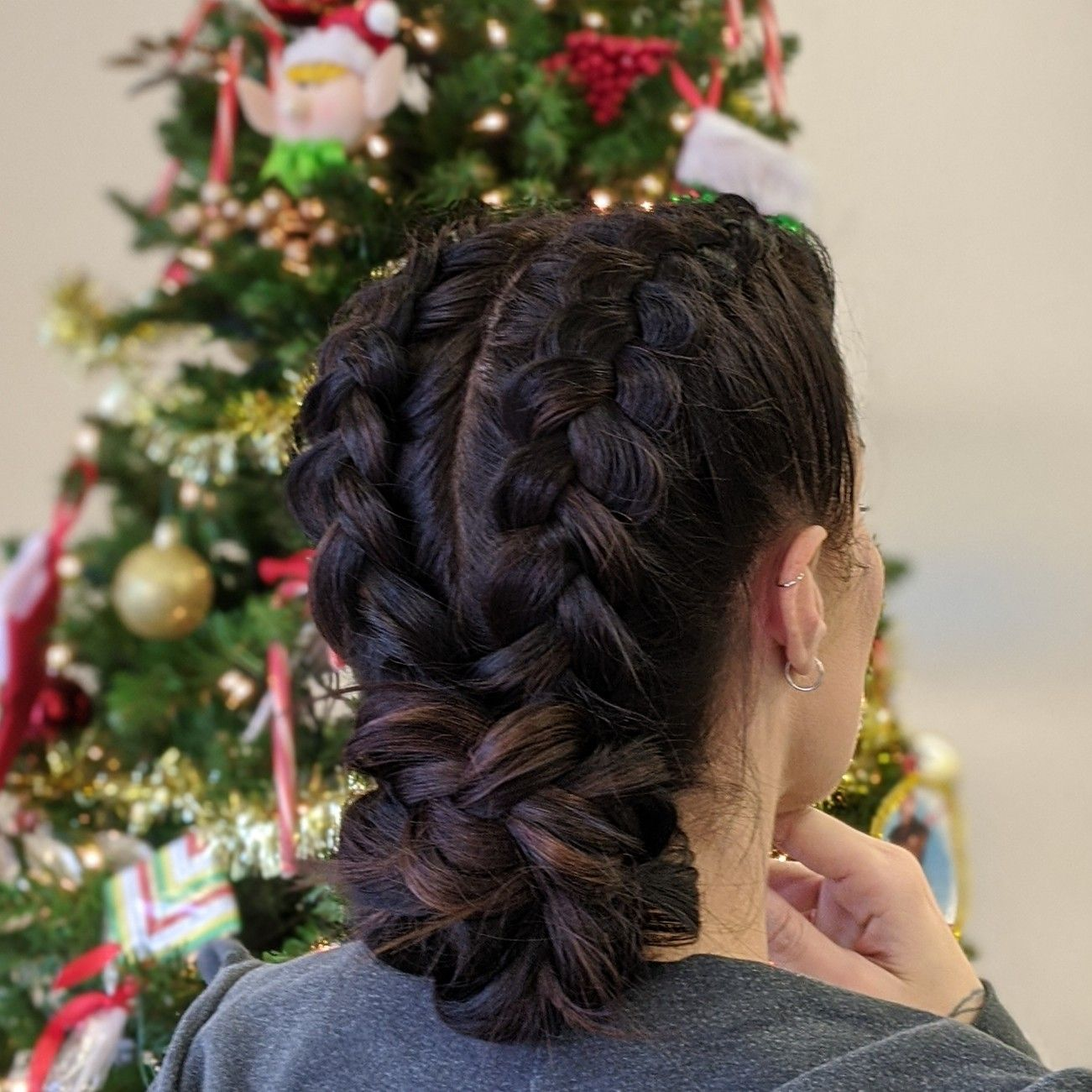Braids Buns Protective Hairstyles Braids Braided Hairstyles For Wedding Braided Hairstyles Updo