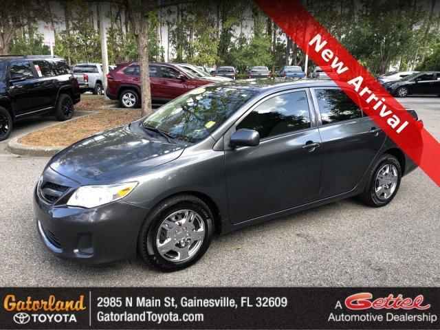 2013 Toyota Corolla 8981 00 For Sale In Gainesville Fl 32609 Incacar Com Mercedes Benz Gle Nissan Versa Ford Ranger