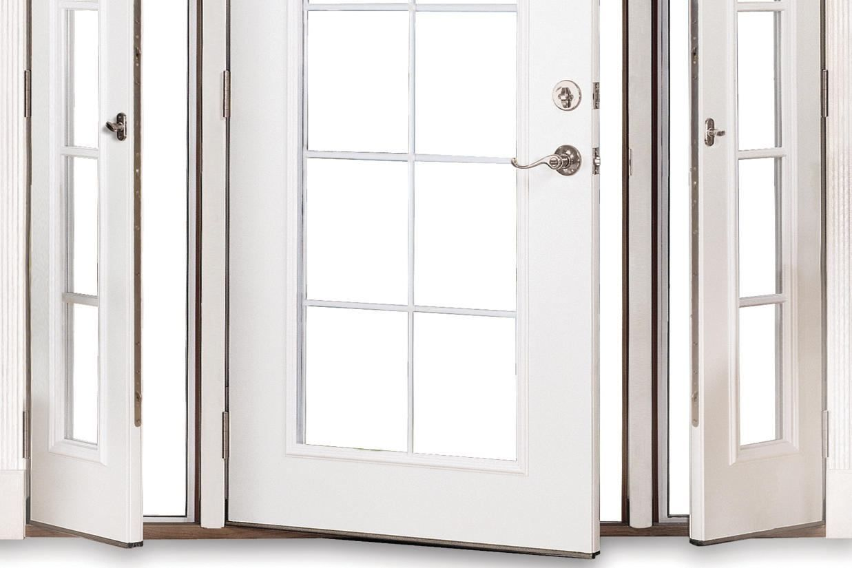 single patio doors. Single Patio Door With Venting Sidelites | Doors